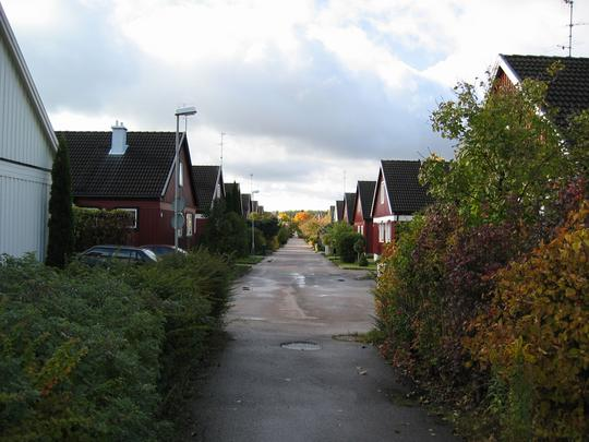 Tract Housing, Linköping, Sweden