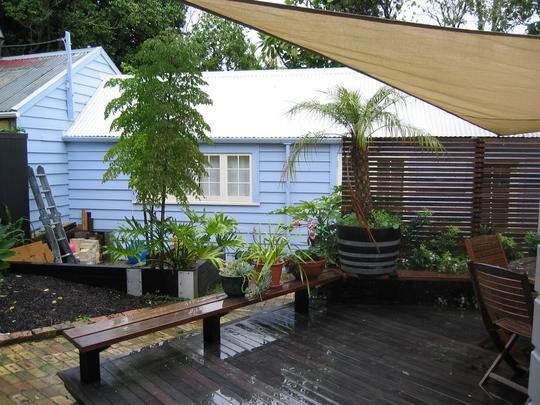 Ponsonby Backyard