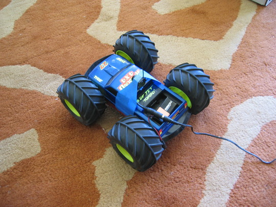 RC Car with Wireless Video