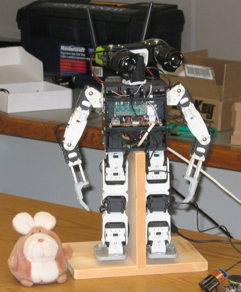 Grunt and Brainbot, Dartmouth University