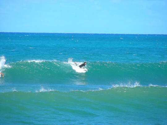 Paia Bay Surf